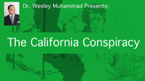 The California Conspiracy by Dr. Wesley Muhammad